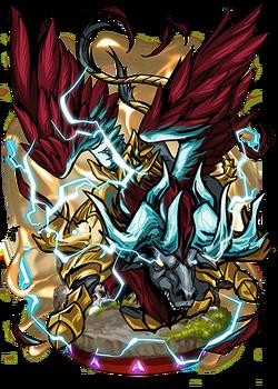 Haagenti, Alchemical Beast Figure
