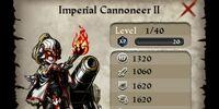 Imperial Cannoneer II