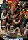 Kangana, the Maelstrom Figure