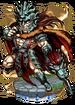 Paladin of Leo Figure