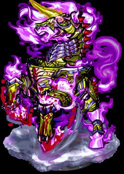 Unicorn, Spirit Eater II Figure