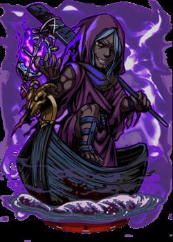 Charon, Darksun Ferryman Figure