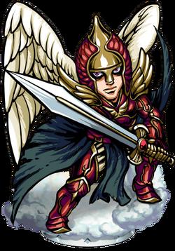 Princeps, Angel of Blades II Figure