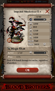 Imperial Musketeer II + Base Stats