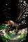 Ninja Hawk + Figure