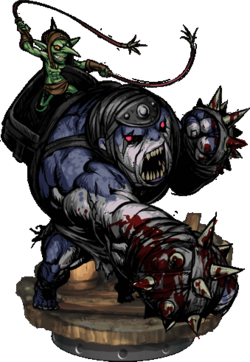 Troll Boxer Dreadnought II Figure