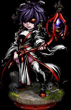 Imperial Conjurer II Figure