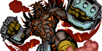 Magma Giant II/Raid Boss