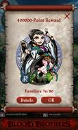 Ma-Gu, Priestess Point Reward