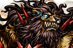 File:Rampant Lion Face.png