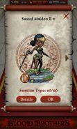 Sword Maiden II plus (pact)