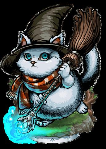 File:Cat Sith Snow Sorcerer Figure.png