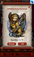 Lamassu point reward