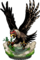 Ninja Hawk Figure