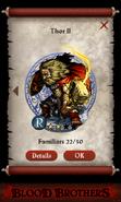 Thor II Pact Reveal