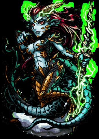 File:Delphyne, Thunder Dragon II Figure.png