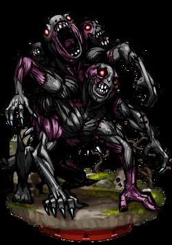 Writhing Corpses II + Figure