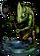 Lizardman Tribal Warrior Figure