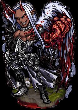 Belial, Fallen Angel Figure