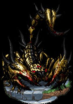 Killer Scorpion II Figure
