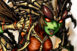 File:Queen of the Waspmen Face.png
