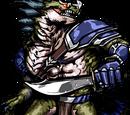 Zanga, Dragonian Knight