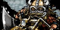 Dwarven Hog Knight