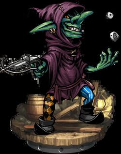 Goblin Gambler II Figure