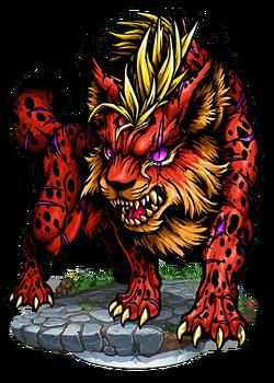 Madprowl Lynx II Figure