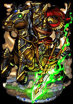 Zuniga, Guard Captain II Figure