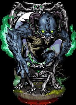 Reaper of the Mirror Figure