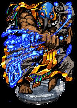 Thoth, Hieroglypher Figure