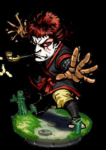 File:Goemon, Master Thief II Figure.png