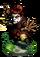 Goemon, Master Thief II Figure