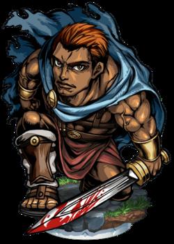 Marcus, Gladiator Figure