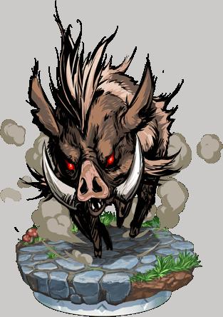 File:Wild Boar Figure.png