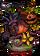 Pumpkin Golem II Figure