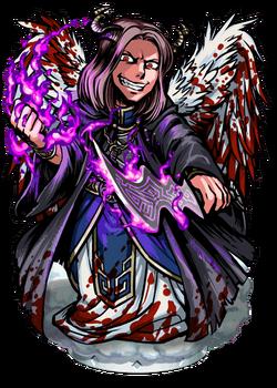 Xaphan, the Foul Flame Figure