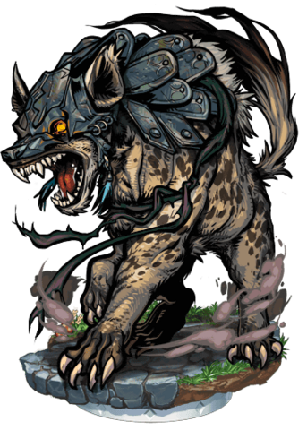 File:Bronzeclad Hyena Figure.png