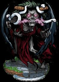 Furiae, the Fury II Figure