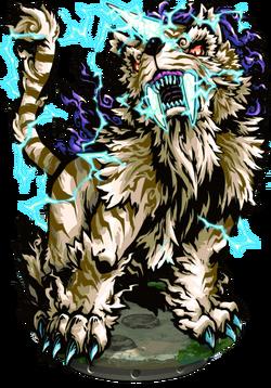Bai-Hu, the Thunderbolt II Figure