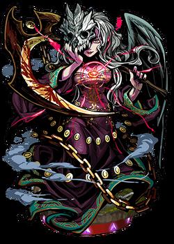 Ker, the Despair Diamond Figure