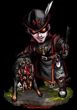 Imperial Dog Handler Figure