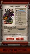 Black Cat Knight max