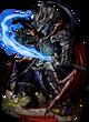 Black Knight, the Nameless II Figure