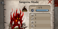 Sanguine Shade