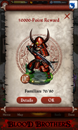 Heavy Samurai GOS Point Reward