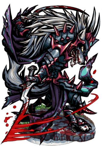 File:Lycaon, Wolf King II Figure.png
