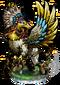Hippogriff of Rites II Figure