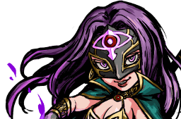 File:Libuse, the Black Queen Face.png